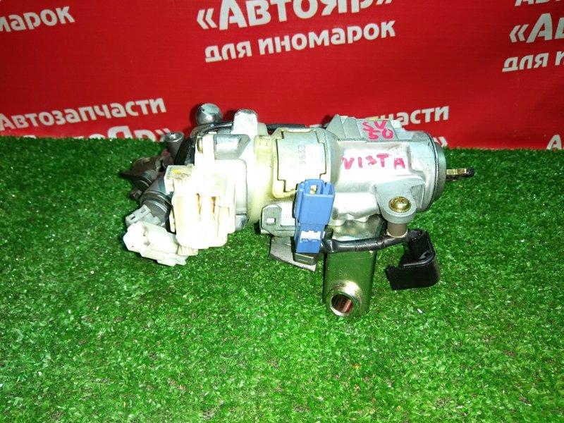 Замок зажигания Toyota Vista Ardeo SV50G 3S-FSE 05.2000 1ключ 45020-3210