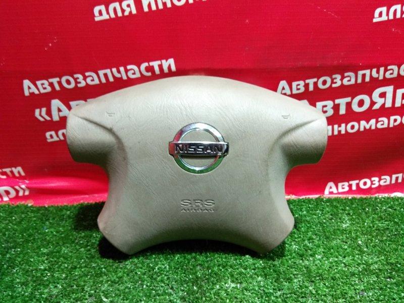 Airbag Nissan Liberty RM12 QR20DE 04.2002 заглушка