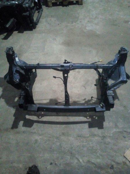 Рамка радиатора Honda Cr-V RD7 K24A 2006 длинна лонжерона 62см., замок