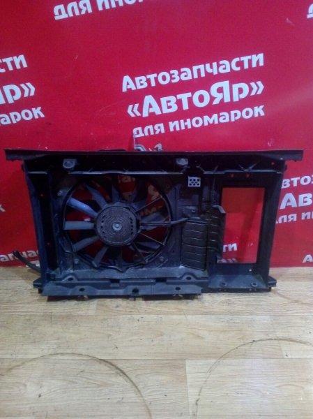 Рамка радиатора Peugeot 308 EP6CDT 2010 пластик, с диффузором