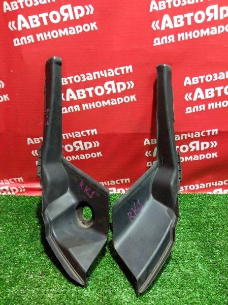 Жабо Honda Stepwgn RK1 R20A 2010 2шт комплект 74220SZW0050 / 74270SZW0050