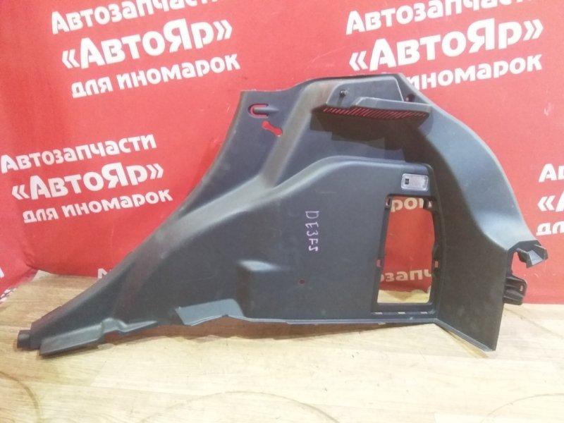 Обшивка багажника Mazda Demio DE3FS ZJ-VE 07.2008 правая