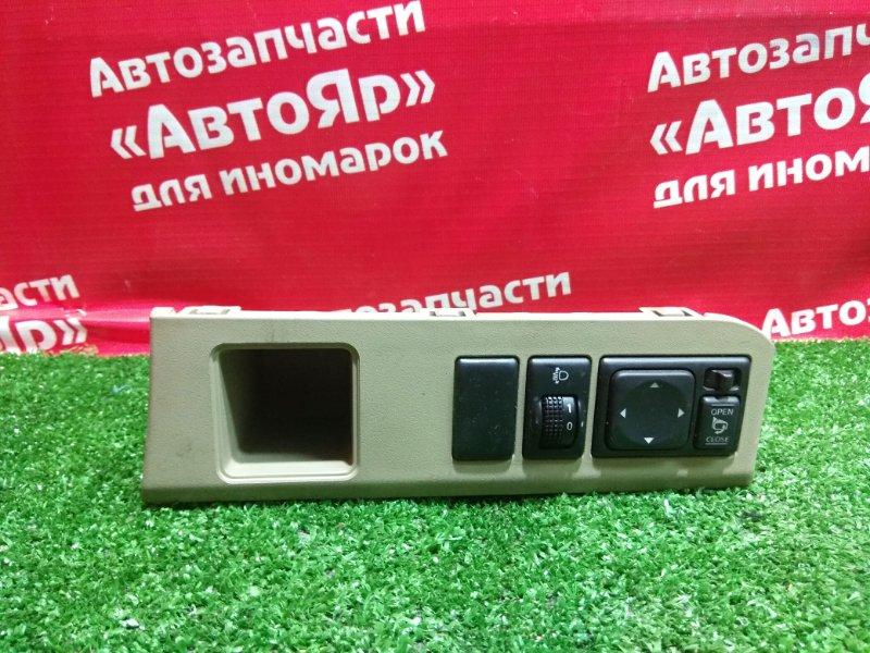 Блок управления зеркалами Nissan Note E11 HR15DE 09.2009