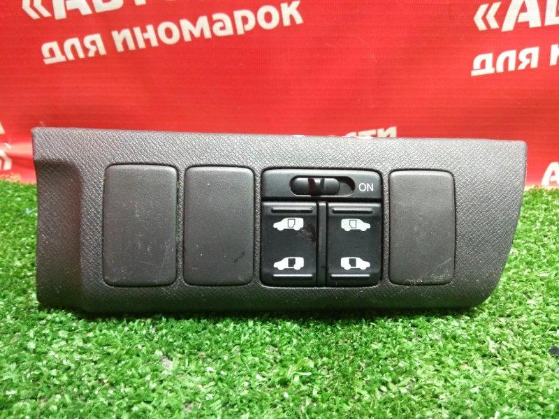 Блок управления дверьми Honda Stepwgn RK1 R20A 2010 задний задними дверьми