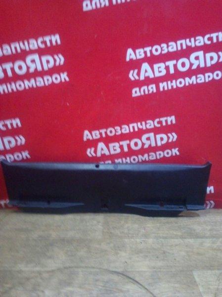 Накладка багажника Mitsubishi Lancer X CY4A 4B11 07.2008 7240A032