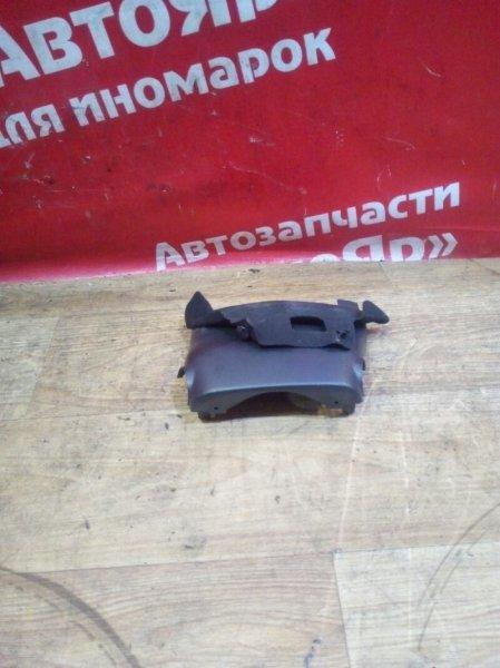 Кожух рулевой колонки Toyota Voxy ZRR70G 3ZR-FE 10.2007 нижняя часть