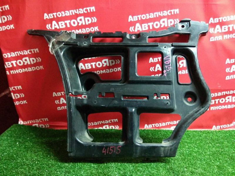 Кронштейн бампера Bmw 325I E90 N52B25A 03.2005 задний левый 51127058519