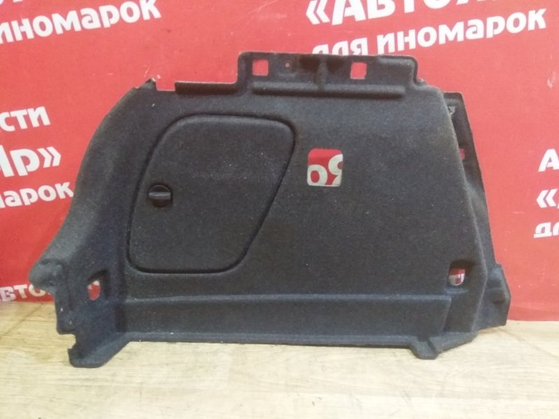 Обшивка багажника Mazda Axela BLEFW LF-VDS 2010 левая хетчбек
