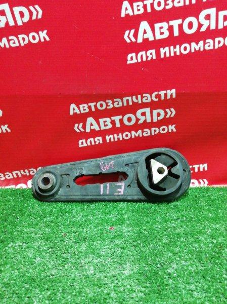 Подушка двигателя Nissan Note E11 HR15DE 09.2009 задняя