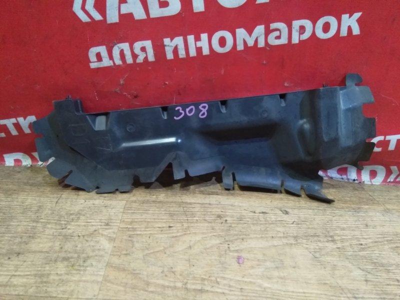 Дефлектор воздушный Peugeot 308 EP6CDT 2010 9680361880, правый