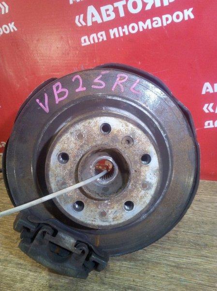 Диск тормозной Bmw 325I E90 N52B25A 03.2005 задний левый 34216855004 / 34216855007 диаметр 300мм.