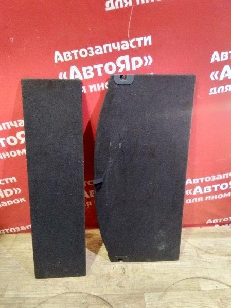 Полка багажника Mazda Axela BLEFW LF-VDS 2010 нижняя из 2-х частей