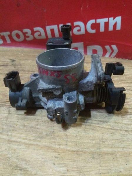 Заслонка дроссельная Toyota Gaia SXM15G 3S-FE 07.2000 ДПЗ 89452-33030, ДХХ 22270-74270