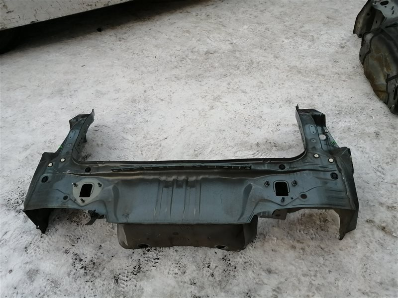 Панель кузова задняя Subaru Forester SH5 EJ20 03.2008