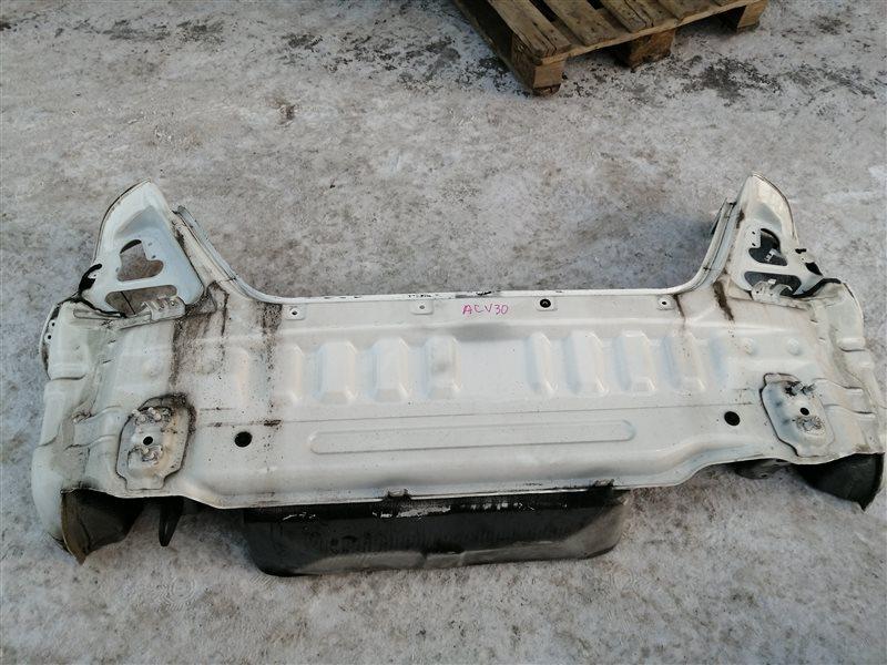 Панель кузова задняя Toyota Camry ACV30 2AZ-FE 10.2004