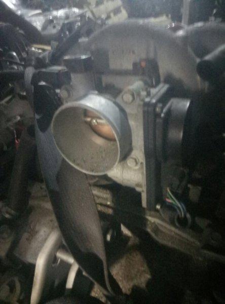 Заслонка дроссельная Subaru Impreza GH2 EL15 07.2008 дефект на фото