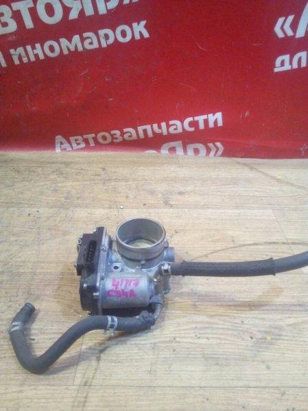 Заслонка дроссельная Mitsubishi Lancer X CY4A 4B11 07.2008 электро, 1450A101