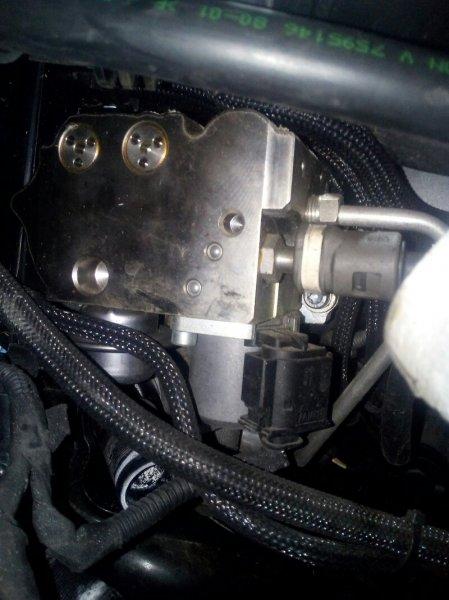 Тнвд Peugeot 308 EP6CDT 2010 1920.LL
