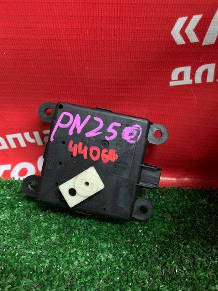 Привод заслонок отопителя Nissan Murano PNZ50 VQ35DE 09.2004 3K01030840