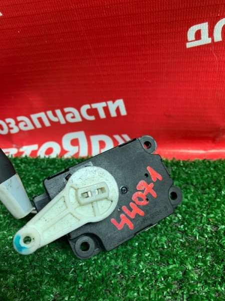 Привод заслонок отопителя Nissan Tiida Latio SC11 HR15DE 05.2009 5037520802