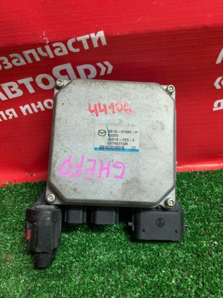 Блок управления рулевой рейкой Mazda Atenza GHEFP LF-VD 2011 GS1D-67880-H
