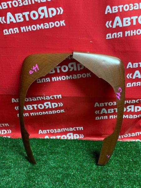 Накладка пластиковая в салон Nissan Tiida C11 HR15DE 03.2009 2 шт декоративная 20390