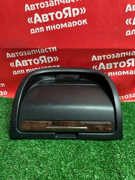 Бардачок Toyota Caldina ST210G 3S-FE 10.2000 Центральный + часы