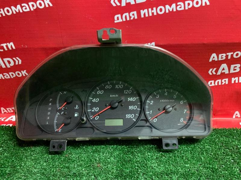Комбинация приборов Mazda Familia BJ5W ZL-DE 12.2000