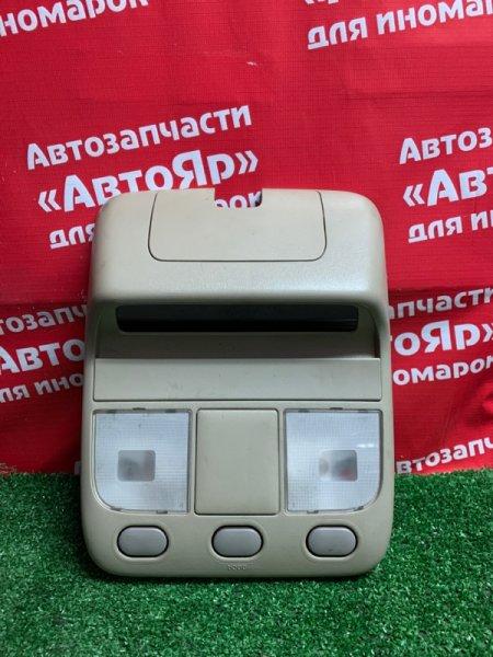 Плафон салона Nissan Elgrand ATWE50 ZD30DDTI 06.2001 +дисплей 28520-VE010