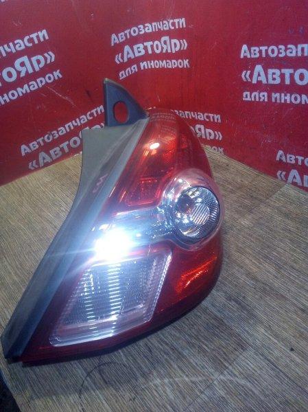 Стоп-сигнал Nissan Tiida C11 HR15DE 03.2009 задний правый P7511, 2-я модель
