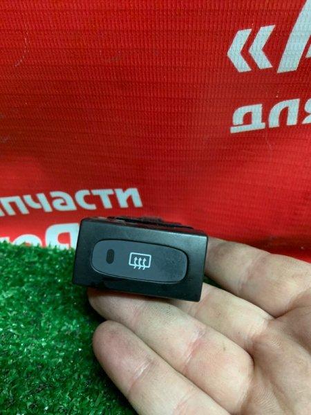 Кнопка Nissan X-Trail NT31 MR20DE 03.2008 подогрева стекла