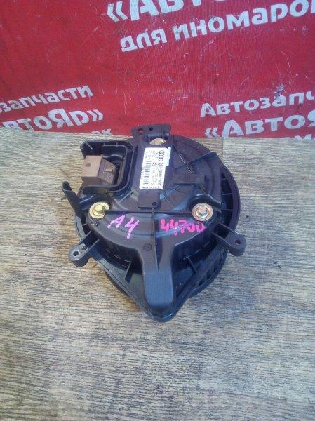 Вентилятор (мотор отопителя) Audi A4 B7 BFB 2006 8E2820021E