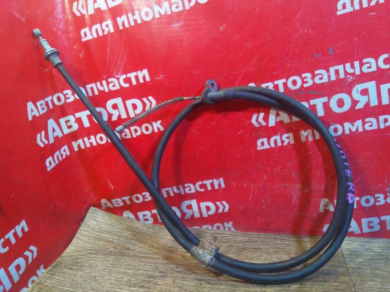 Тросик ручника Nissan Note E11 HR15DE 2008.03 задний правый