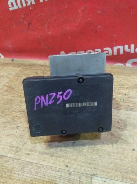 Блок abs Nissan Murano PNZ50 VQ35DE 09.2004 47660CB084