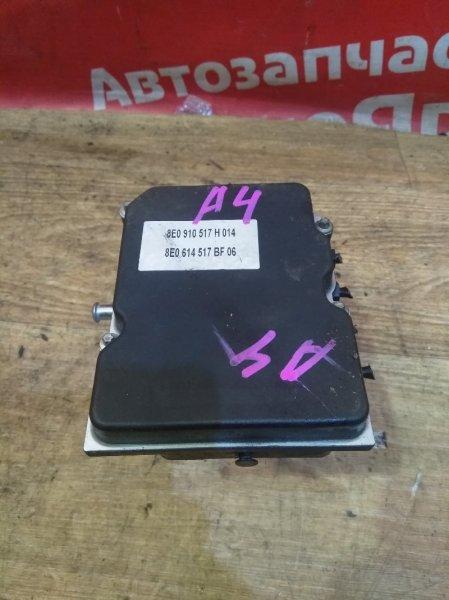 Блок abs Audi A4 B7 BFB 2006 0265950474. 8e0910517h014