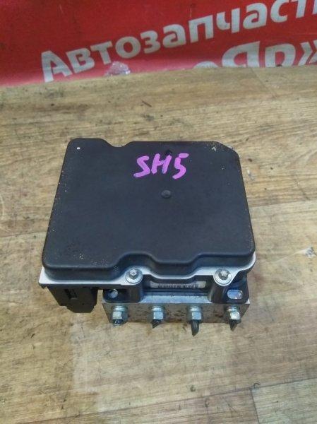 Блок abs Subaru Forester SH5 EJ20 03.2008 0265230199 / 27596SC002