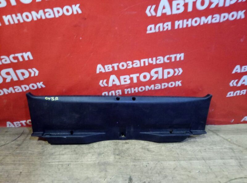 Накладка багажника Mitsubishi Lancer X CY3A 4B10 01.2010 7240A032