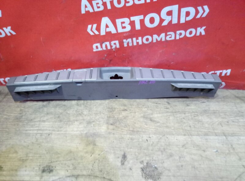 Накладка багажника Nissan Murano PNZ50 VQ35DE 09.2004 84992-CAA000