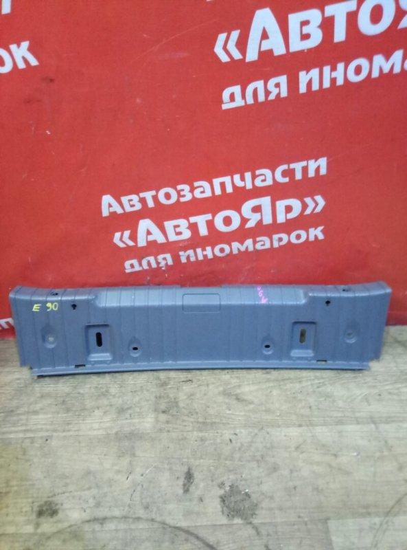 Накладка багажника Bmw 320I E90 N46B20B 08.2007 51477059258