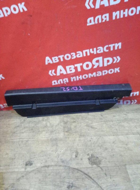 Накладка багажника Suzuki Escudo TD54W J20A 03.2006 7633165J0