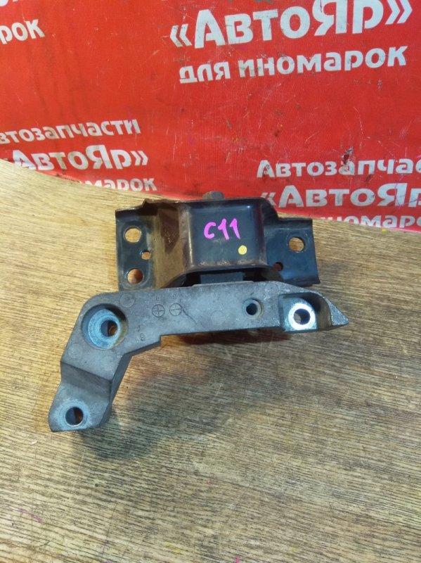 Подушка двигателя Nissan Tiida C11 HR15DE 03.2009 11360-ED000