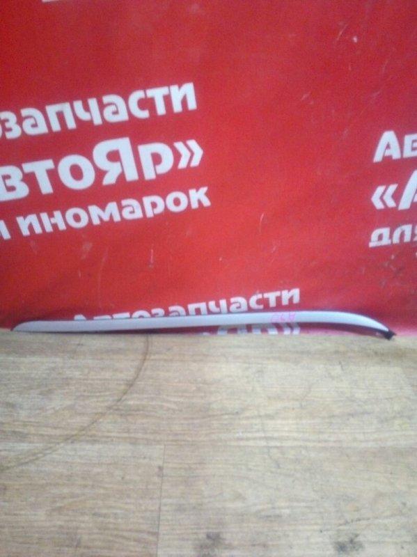 Молдинг лобового стекла Bmw 320I E90 N46B20B 08.2007 передний правый 7179 264-63
