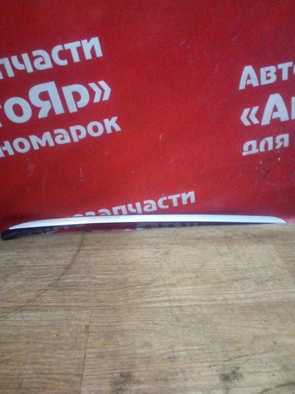 Молдинг лобового стекла Bmw 320I E90 N46B20B 08.2007 передний левый 7179 263-63