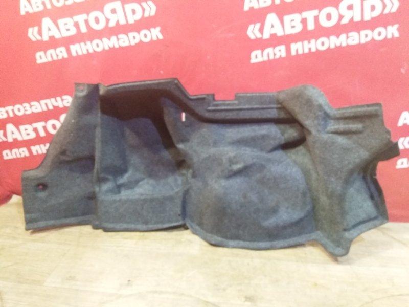 Обшивка багажника Nissan Bluebird Sylphy FG10 QG15DE 01.2002 левая 84951 4M510
