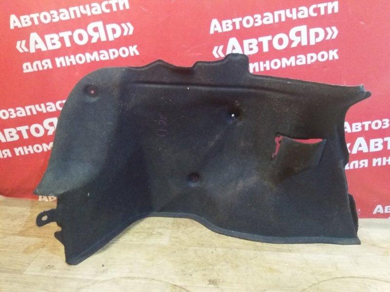 Обшивка багажника Nissan Tiida Latio SC11 HR15DE 05.2009 правая