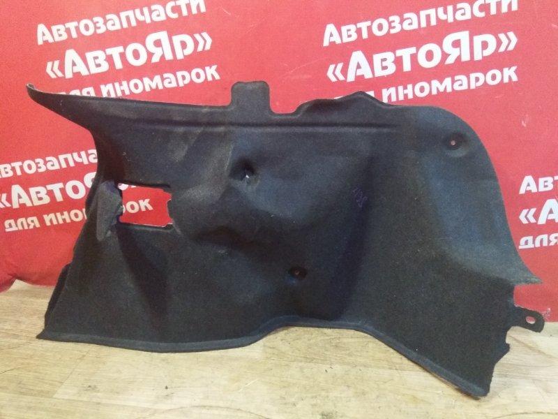 Обшивка багажника Nissan Tiida Latio SC11 HR15DE 05.2009 левая