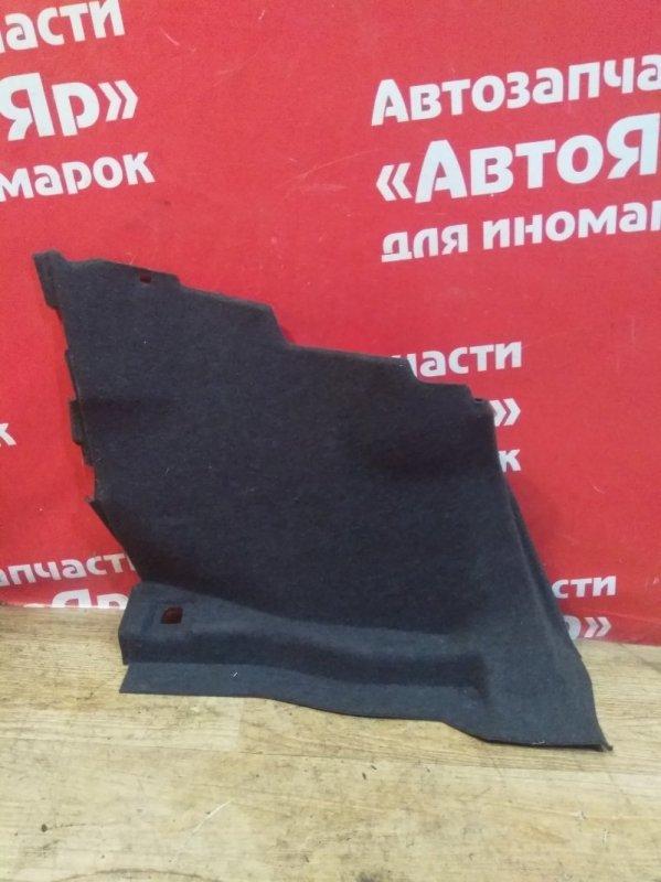 Обшивка багажника Bmw 525I E60 N52B25A 03.2005 правая 5147 7024 858 14