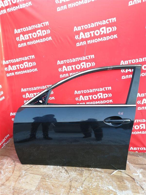 Дверь боковая Mazda Atenza GHEFP LF-VD 2011 передняя левая цена за голую.