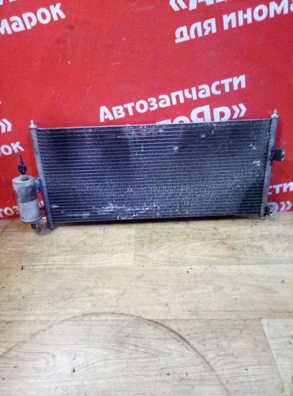 Радиатор кондиционера Nissan Bluebird Sylphy FG10 QG15DE 01.2002