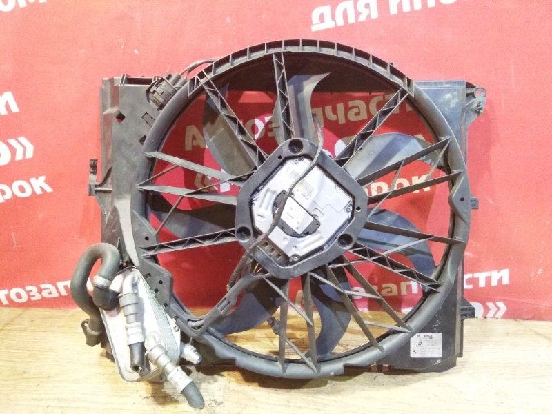 Диффузор радиатора Bmw 325I E90 N52B25A 03.2005 цена только за диффузор с вентилятором и